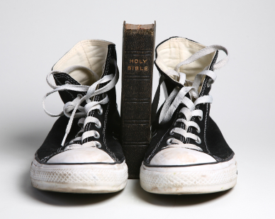 shoes-and-bible